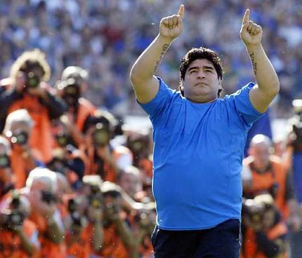 Maradona Argentine Coach