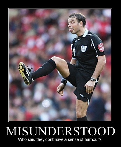 Traditional Referee