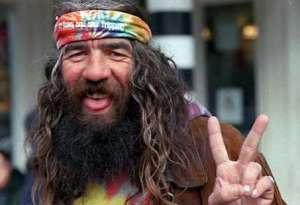Hippie Uruguayo