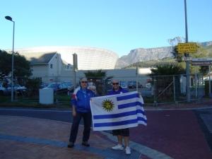 Cape Town Uruguay