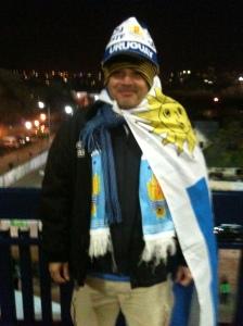 Gracias Uruguay Gracias