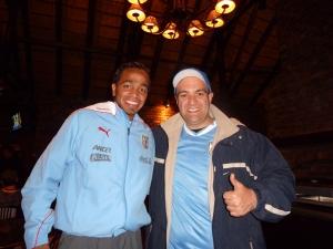 Palito y Andres
