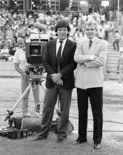 Johnny Warren and Les Murray