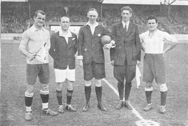 Uruguay vs Argentina 1928 Olympic Final