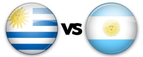 Image result for Argentina vs Uruguay